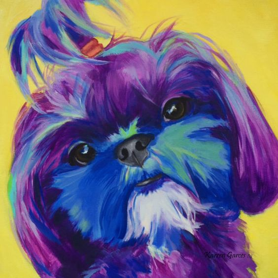 Pop Art Paint Pet