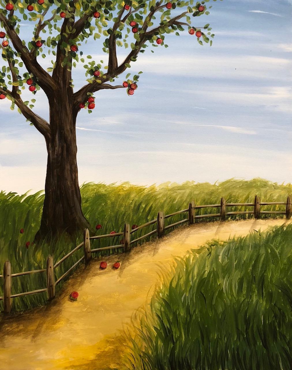 Apple Tree Uncorked Creations Binghamton