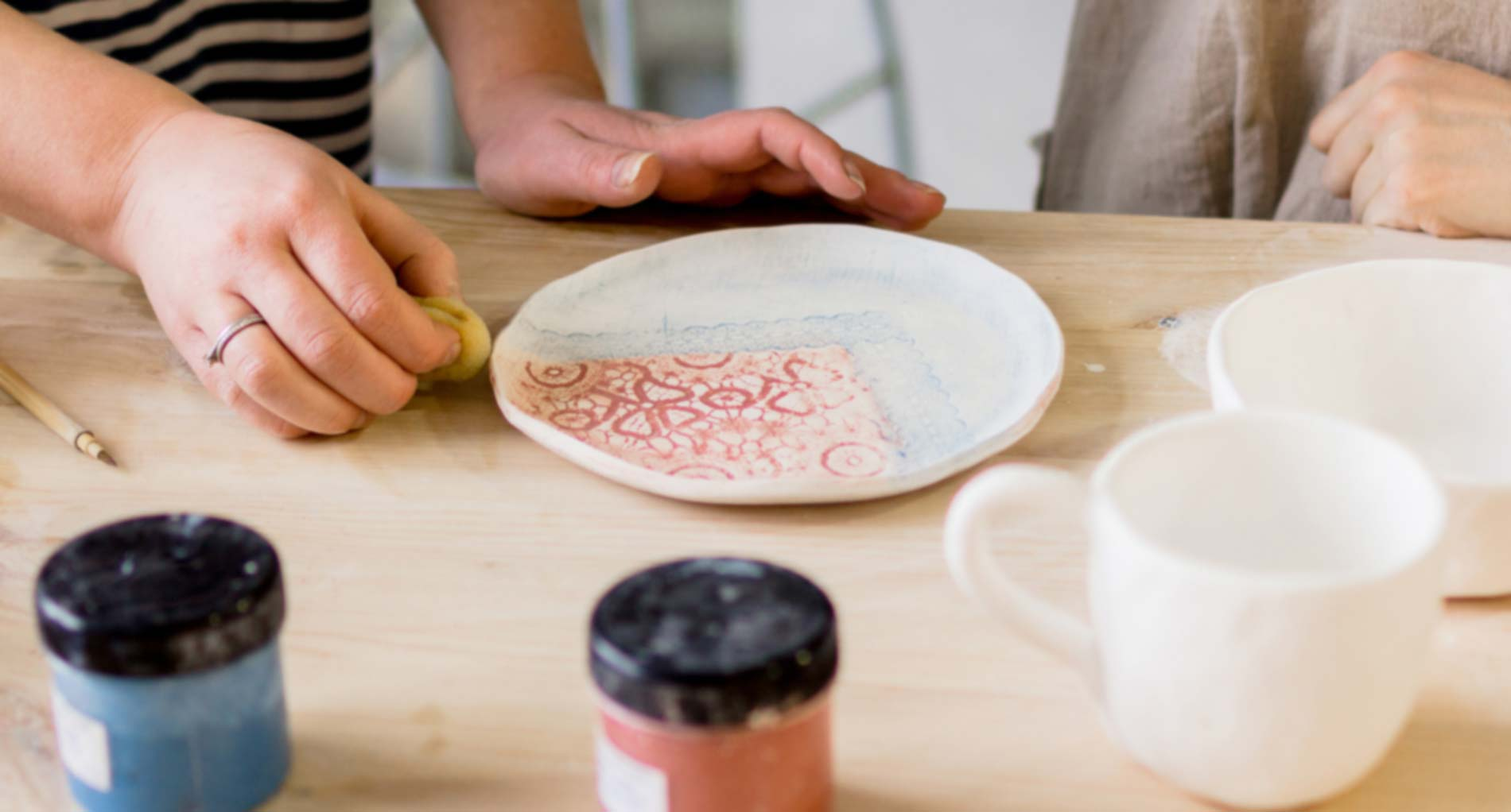 Uncorked Binghamton Ceramics Studio