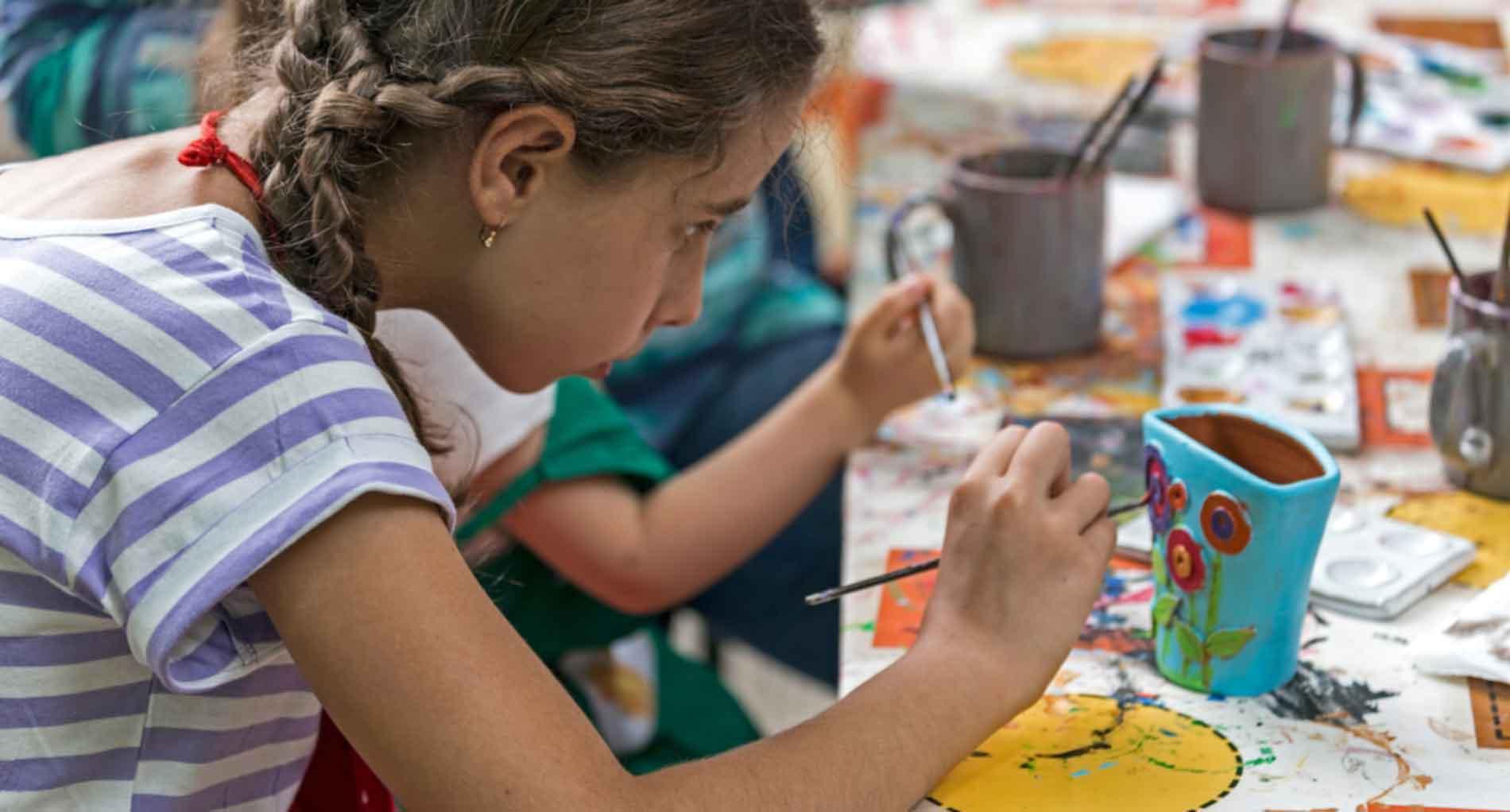 Uncorked Binghamton Kids Ceramics Studio